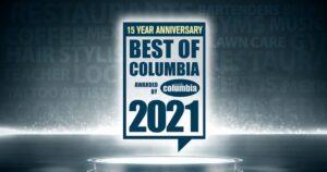Best of Columbia 2021 Logo